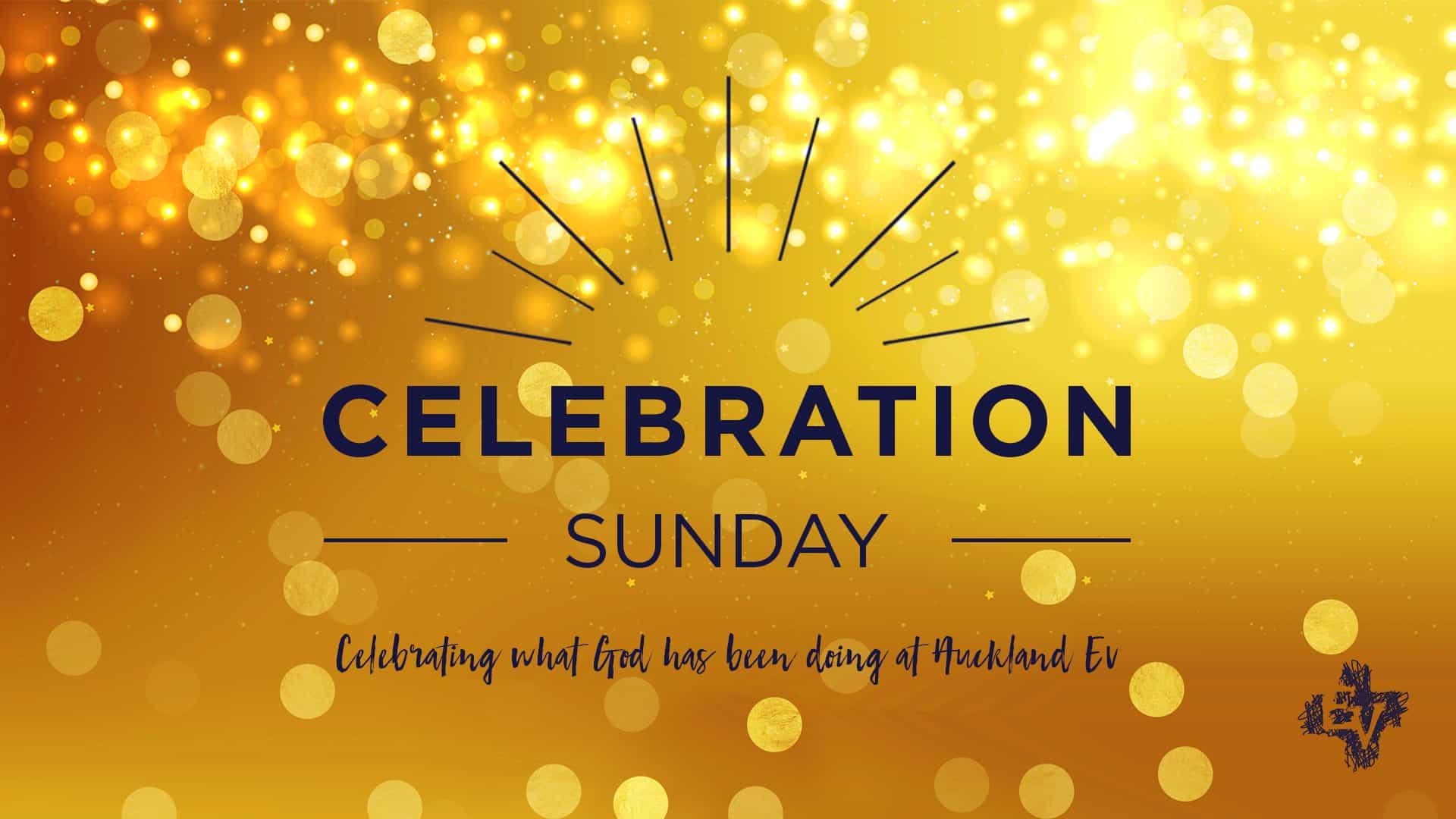 Celebration Service 2018